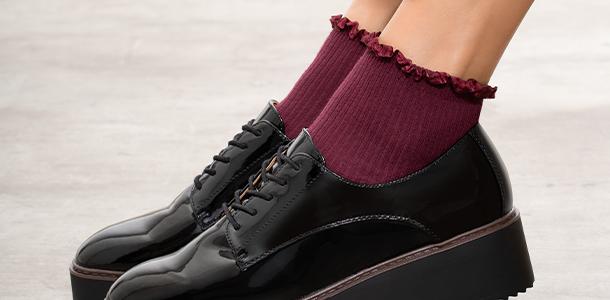 Trend Socken Elbeo